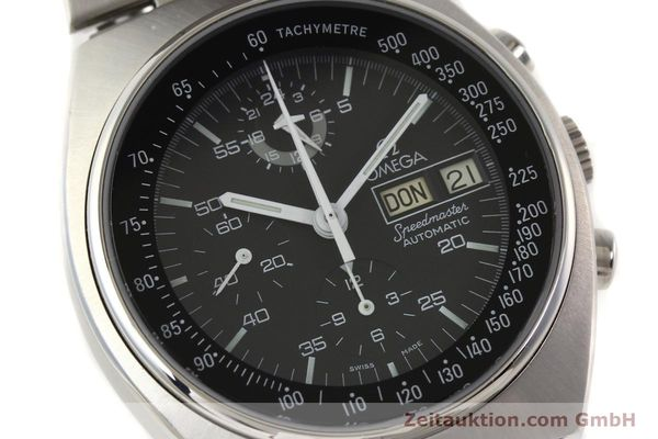Used luxury watch Omega Speedmaster steel automatic Kal. 1045 Ref. 1760012  | 140441 02