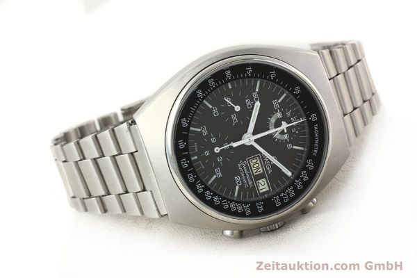 Used luxury watch Omega Speedmaster steel automatic Kal. 1045 Ref. 1760012  | 140441 03