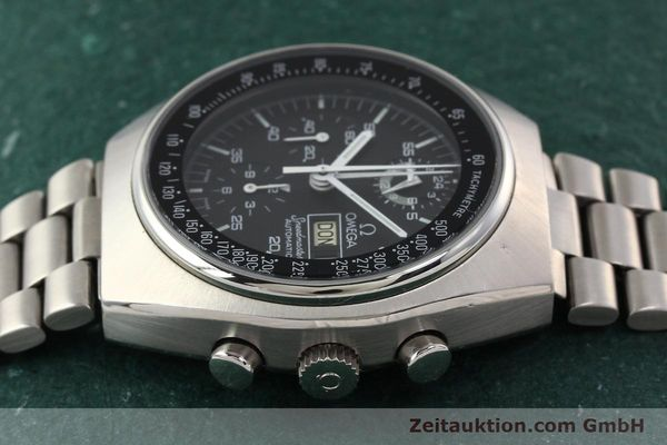 Used luxury watch Omega Speedmaster steel automatic Kal. 1045 Ref. 1760012  | 140441 05