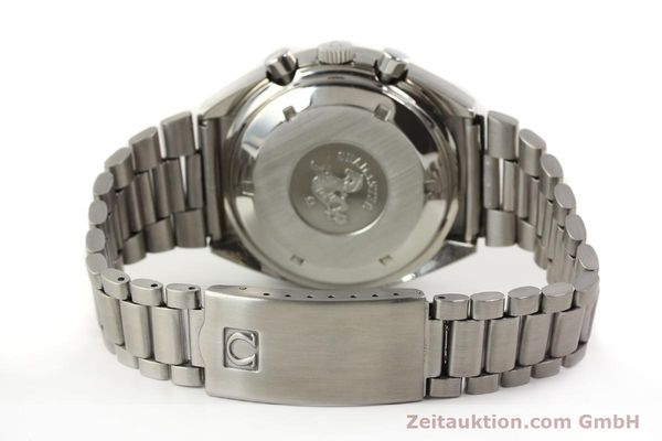 Used luxury watch Omega Speedmaster steel automatic Kal. 1045 Ref. 1760012  | 140441 12