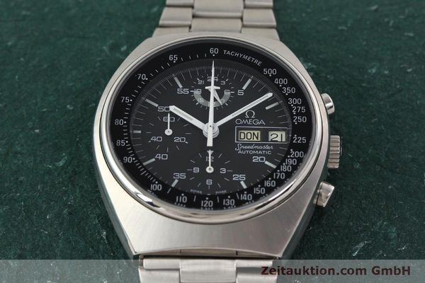 Used luxury watch Omega Speedmaster steel automatic Kal. 1045 Ref. 1760012  | 140441 17