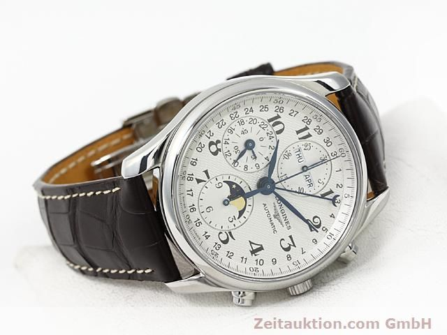 Used luxury watch Longines * steel automatic Kal. L678.2 Ref. L2.673.4  | 140442 03