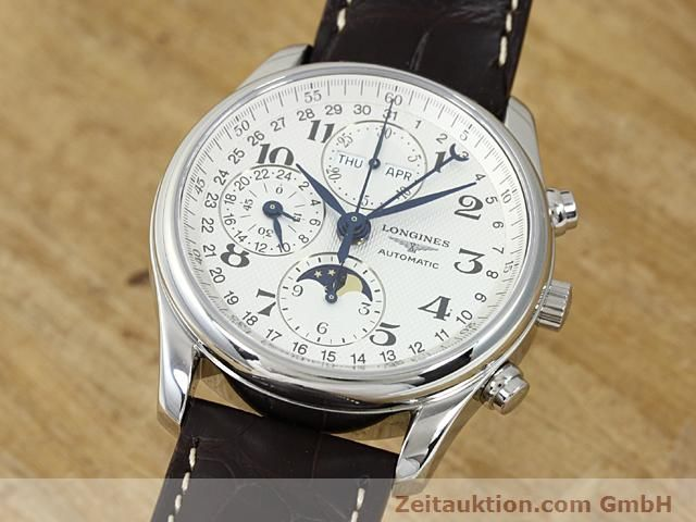 Used luxury watch Longines * steel automatic Kal. L678.2 Ref. L2.673.4  | 140442 04