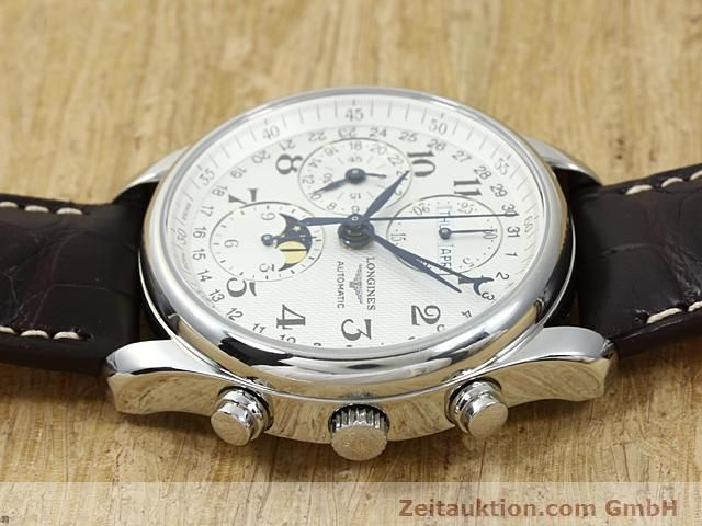 Used luxury watch Longines * steel automatic Kal. L678.2 Ref. L2.673.4  | 140442 05