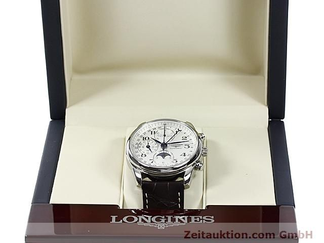 Used luxury watch Longines * steel automatic Kal. L678.2 Ref. L2.673.4  | 140442 07