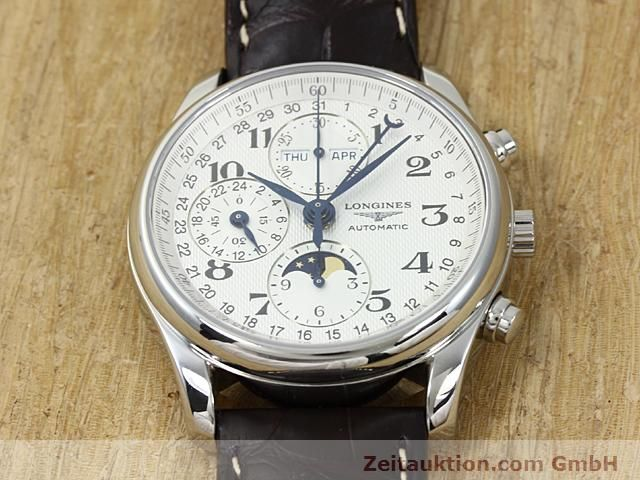 Used luxury watch Longines * steel automatic Kal. L678.2 Ref. L2.673.4  | 140442 15