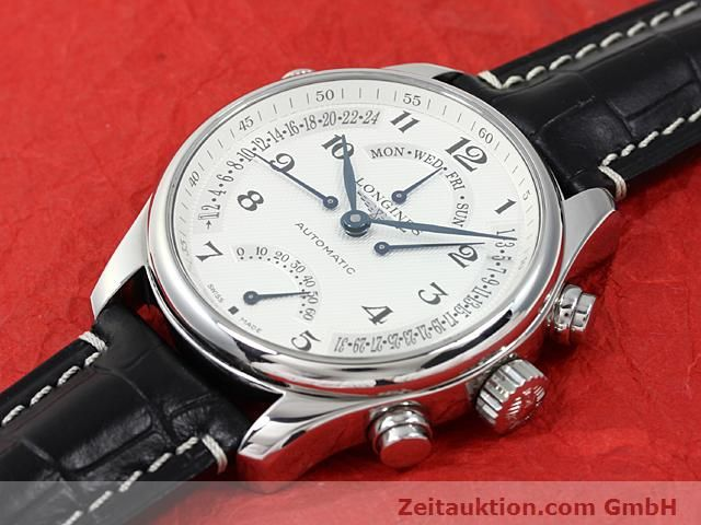 Used luxury watch Longines * steel automatic Kal. L698.2 Ref. L2.717.4  | 140445 01
