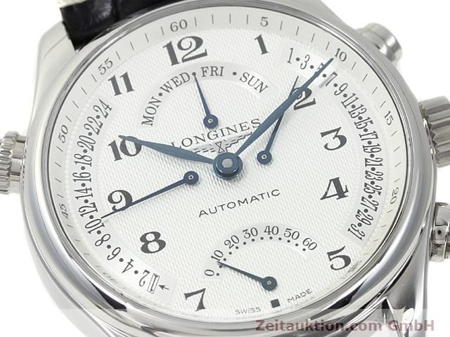 Used luxury watch Longines * steel automatic Kal. L698.2 Ref. L2.717.4  | 140445 02