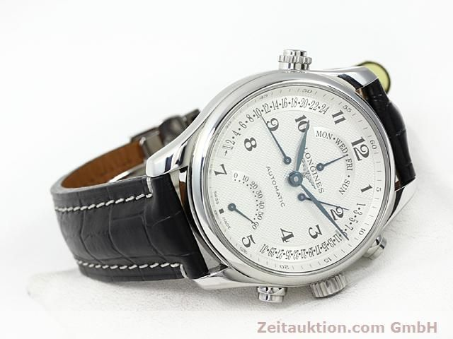 Used luxury watch Longines * steel automatic Kal. L698.2 Ref. L2.717.4  | 140445 03