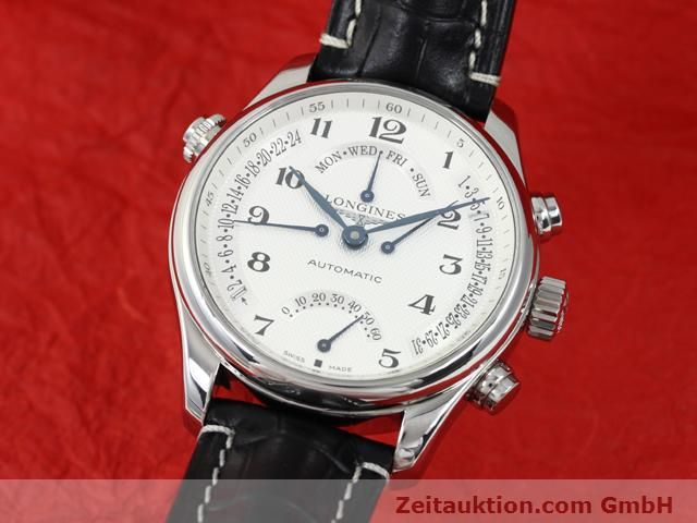 Used luxury watch Longines * steel automatic Kal. L698.2 Ref. L2.717.4  | 140445 04