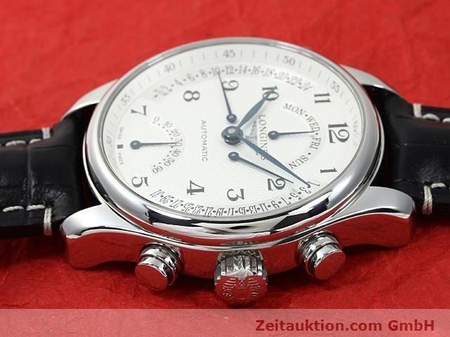 Used luxury watch Longines * steel automatic Kal. L698.2 Ref. L2.717.4  | 140445 05