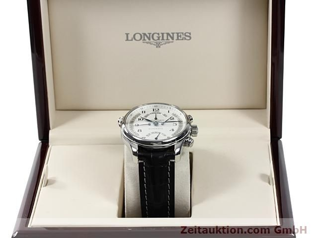 Used luxury watch Longines * steel automatic Kal. L698.2 Ref. L2.717.4  | 140445 07