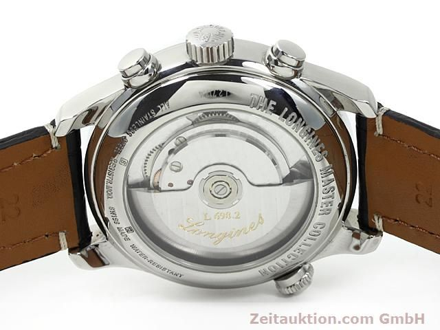 Used luxury watch Longines * steel automatic Kal. L698.2 Ref. L2.717.4  | 140445 09