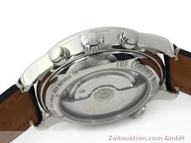 Used luxury watch Longines * steel automatic Kal. L698.2 Ref. L2.717.4  | 140445 12
