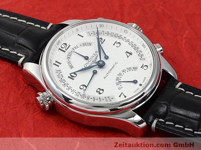 Used luxury watch Longines * steel automatic Kal. L698.2 Ref. L2.717.4  | 140445 16