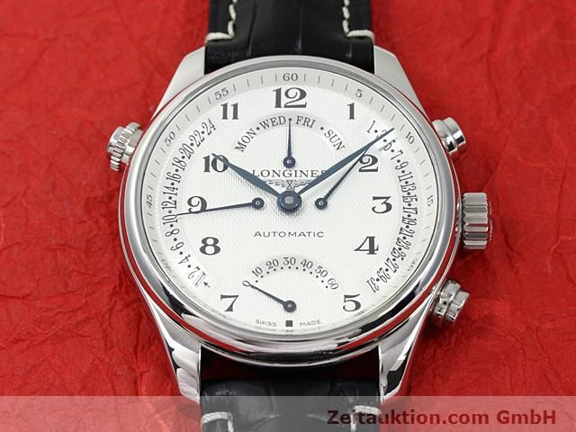 Used luxury watch Longines * steel automatic Kal. L698.2 Ref. L2.717.4  | 140445 17