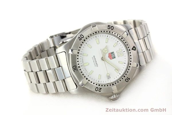 Used luxury watch Tag Heuer * steel automatic Ref. WK2110  | 140446 03