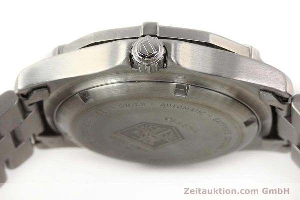 Used luxury watch Tag Heuer * steel automatic Ref. WK2110  | 140446 08