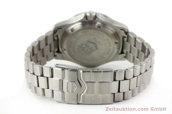 Used luxury watch Tag Heuer * steel automatic Ref. WK2110  | 140446 11