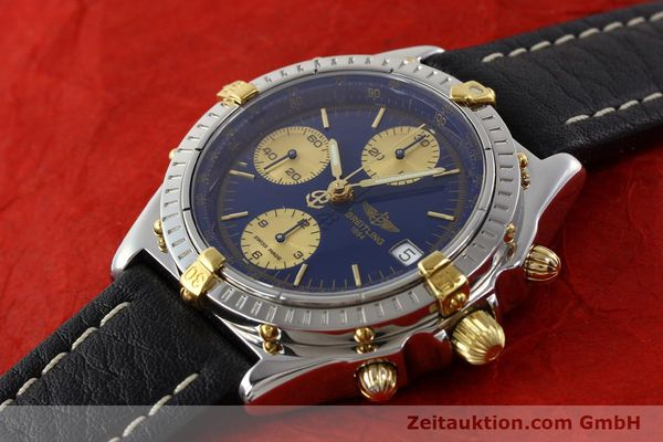 Used luxury watch Breitling Chronomat gilt steel automatic Ref. B13050  | 140447 01