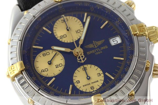 Used luxury watch Breitling Chronomat gilt steel automatic Ref. B13050  | 140447 02