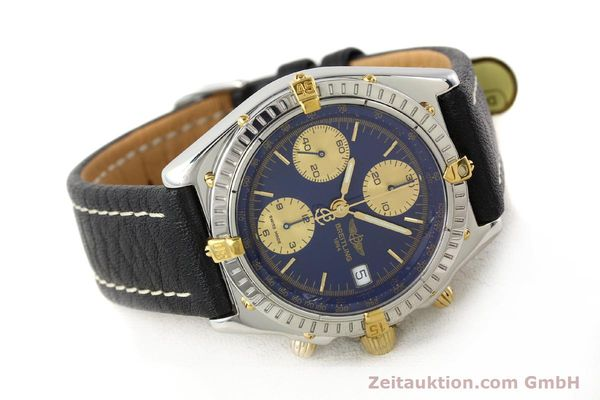 Used luxury watch Breitling Chronomat gilt steel automatic Ref. B13050  | 140447 03