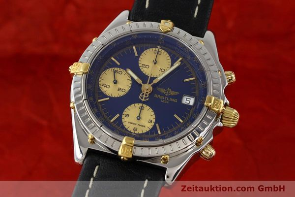 Used luxury watch Breitling Chronomat gilt steel automatic Ref. B13050  | 140447 04