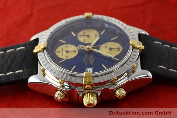 Used luxury watch Breitling Chronomat gilt steel automatic Ref. B13050  | 140447 05