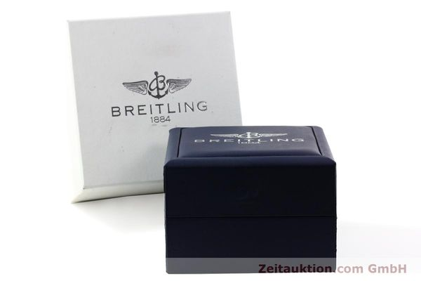Used luxury watch Breitling Chronomat gilt steel automatic Ref. B13050  | 140447 06