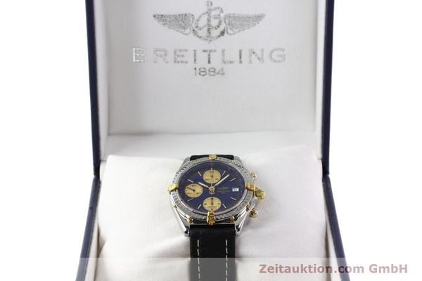 Used luxury watch Breitling Chronomat gilt steel automatic Ref. B13050  | 140447 07