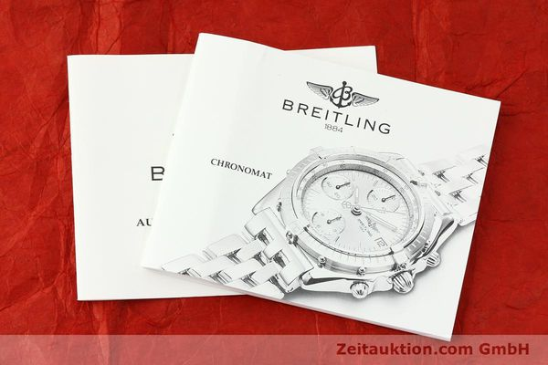 Used luxury watch Breitling Chronomat gilt steel automatic Ref. B13050  | 140447 08