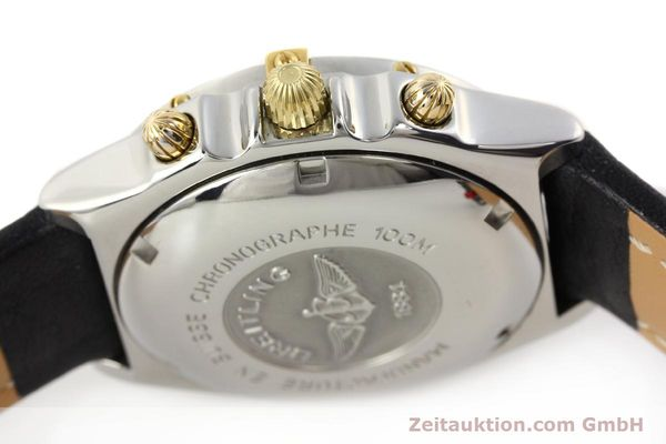 Used luxury watch Breitling Chronomat gilt steel automatic Ref. B13050  | 140447 11