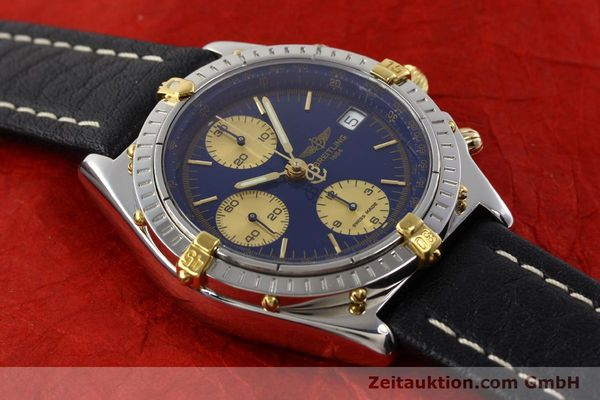 Used luxury watch Breitling Chronomat gilt steel automatic Ref. B13050  | 140447 13