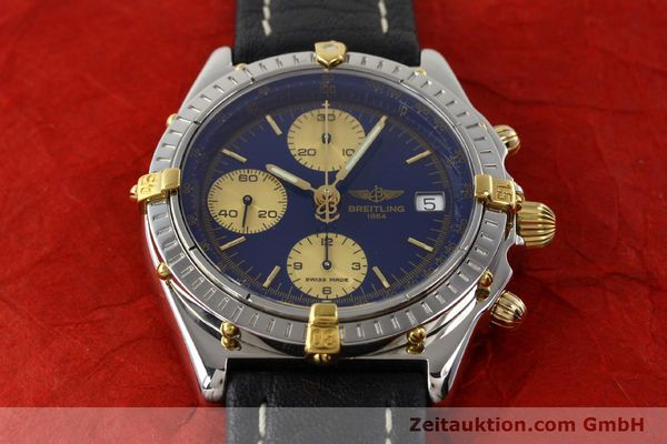 Used luxury watch Breitling Chronomat gilt steel automatic Ref. B13050  | 140447 14