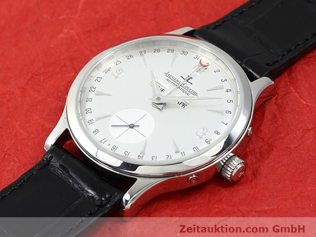 Used luxury watch Jaeger Le Coultre Master Control steel automatic Kal. 891/2/447 Ref. 140.8.87  | 140451 01