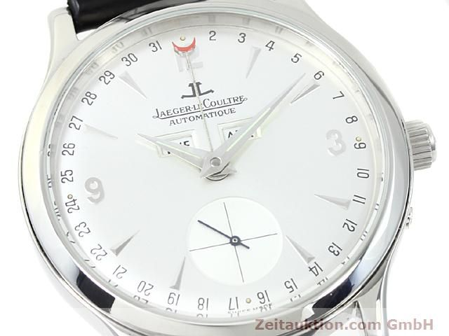 Used luxury watch Jaeger Le Coultre Master Control steel automatic Kal. 891/2/447 Ref. 140.8.87  | 140451 02