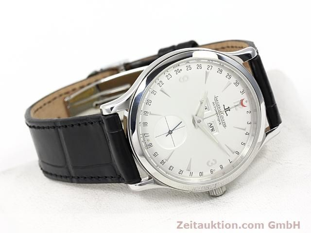Used luxury watch Jaeger Le Coultre Master Control steel automatic Kal. 891/2/447 Ref. 140.8.87  | 140451 03