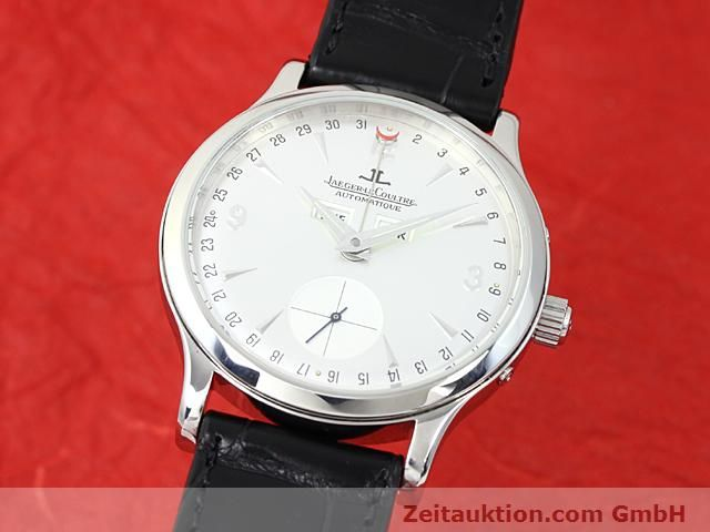 Used luxury watch Jaeger Le Coultre Master Control steel automatic Kal. 891/2/447 Ref. 140.8.87  | 140451 04