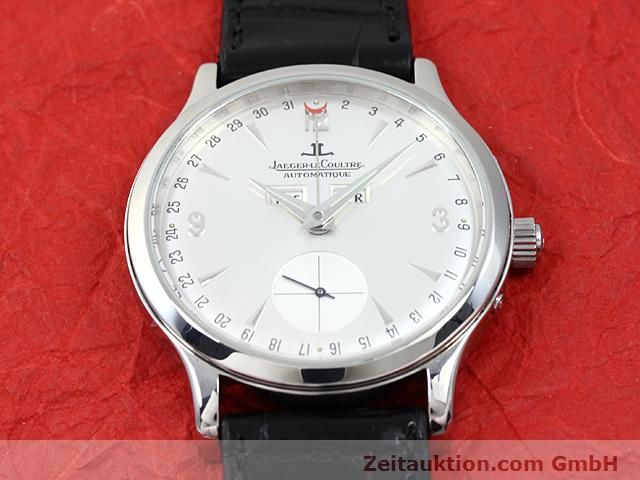 Used luxury watch Jaeger Le Coultre Master Control steel automatic Kal. 891/2/447 Ref. 140.8.87  | 140451 18