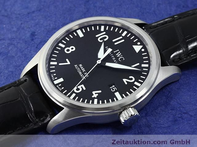 Used luxury watch IWC Mark XVI steel automatic  | 140453 01