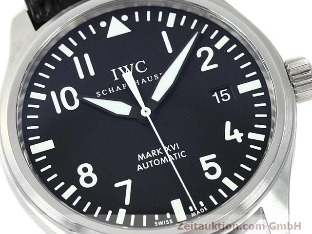 Used luxury watch IWC Mark XVI steel automatic  | 140453 02