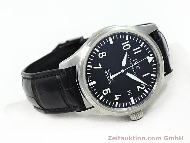 Used luxury watch IWC Mark XVI steel automatic  | 140453 03