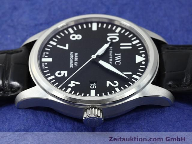Used luxury watch IWC Mark XVI steel automatic  | 140453 05