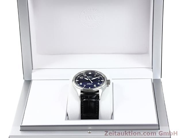 Used luxury watch IWC Mark XVI steel automatic  | 140453 07