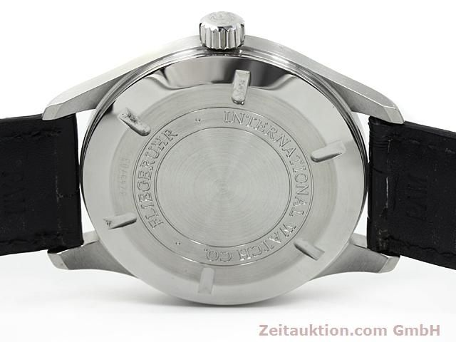 Used luxury watch IWC Mark XVI steel automatic  | 140453 09