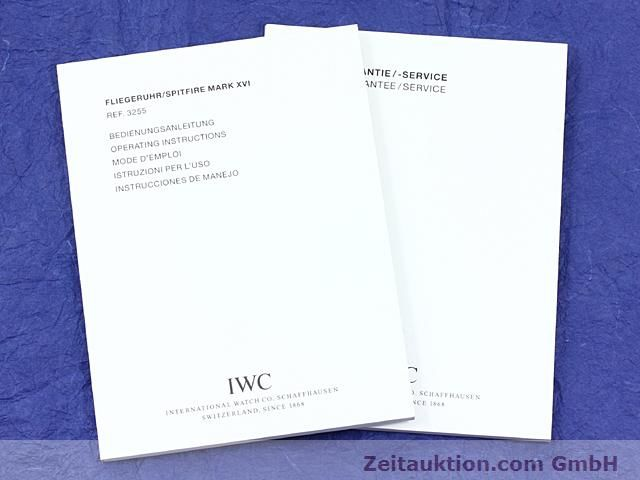 Used luxury watch IWC Mark XVI steel automatic  | 140453 14