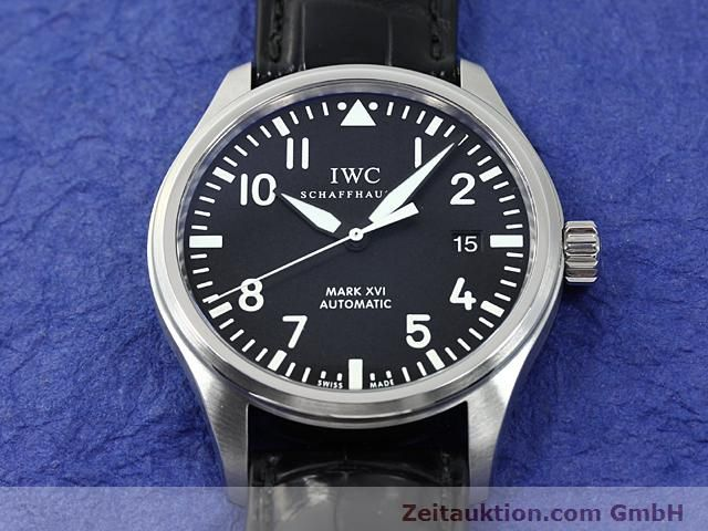 Used luxury watch IWC Mark XVI steel automatic  | 140453 17
