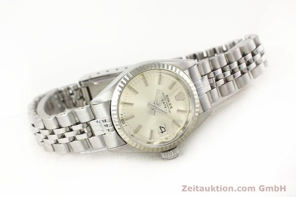 Used luxury watch Rolex Lady Date steel / gold automatic Kal. 2030 Ref. 6917  | 140461 03