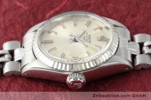 Used luxury watch Rolex Lady Date steel / gold automatic Kal. 2030 Ref. 6917  | 140461 05