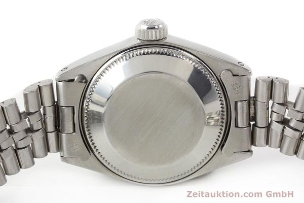Used luxury watch Rolex Lady Date steel / gold automatic Kal. 2030 Ref. 6917  | 140461 09